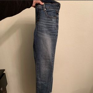 Banana Republic Girlfriend Jeans!